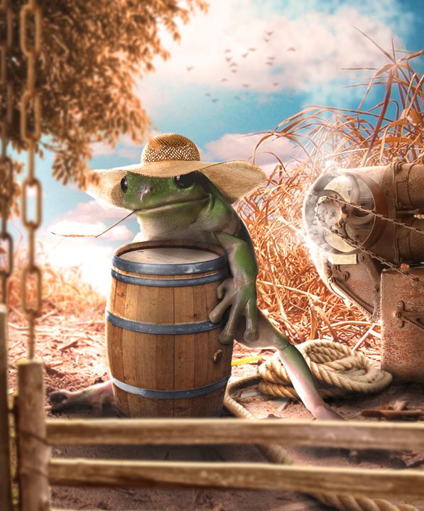 Farm Frog - BrunoSousa