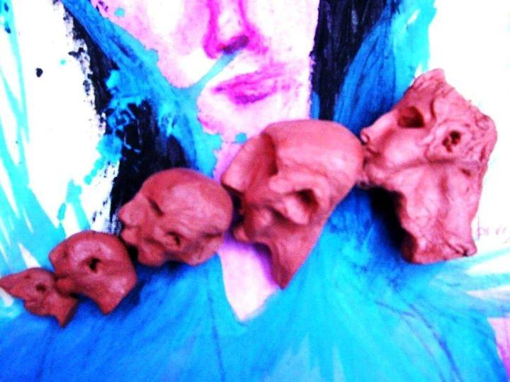 Mental evolution under an angel look - Alejandro Garciatorres Barrera