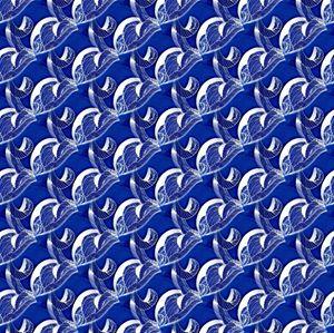 blue snail tiled