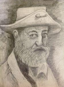 An old farmer