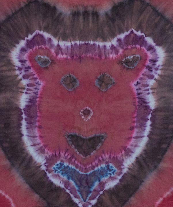 Grateful Bear - Barefoot Kid