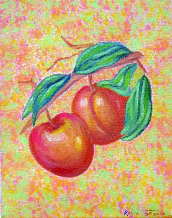 Peaches - Regina Tsaliovich