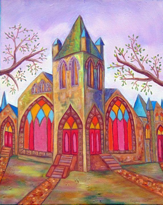 Church - Regina Tsaliovich