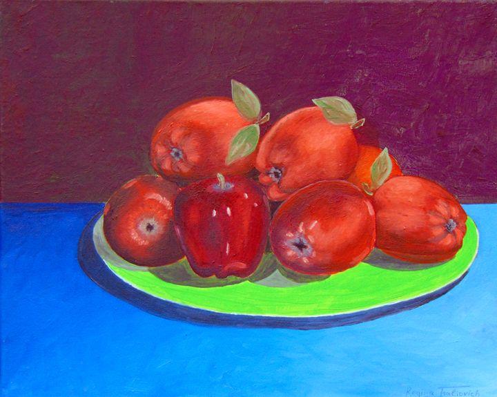 Apples - Regina Tsaliovich