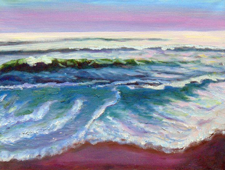 Ocean - Regina Tsaliovich