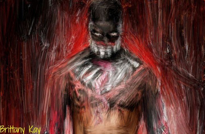 The Demon King - Brittany Kay Art