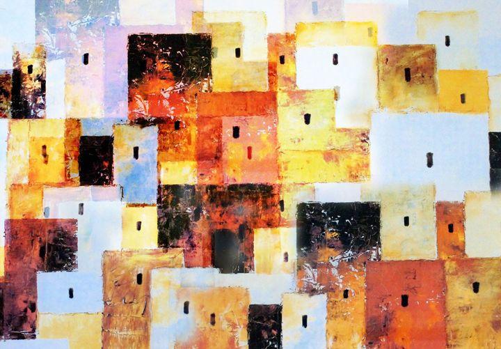 City Life - Brian Raggatt