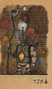 Little Men #10-Lightkeeper