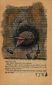 Little Men #4-Flag Bird
