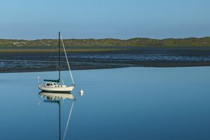 Reflections of Low Tide