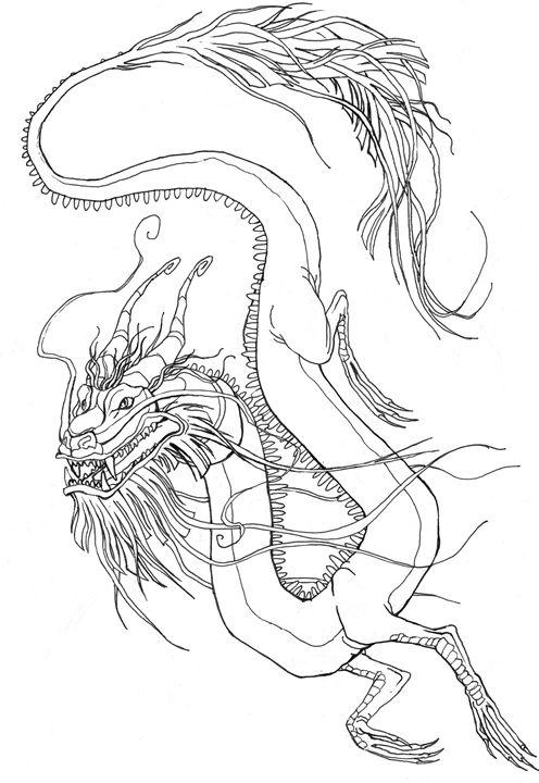 Chinese Dragon - Venneberg