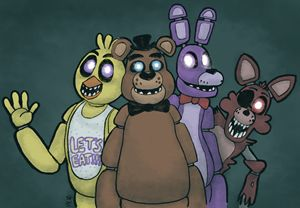 Five Nights at Freddy's Crew