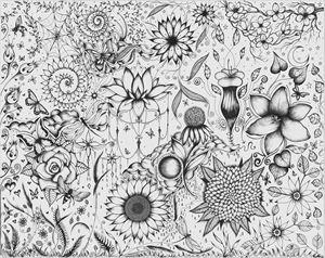 Flora of Ink