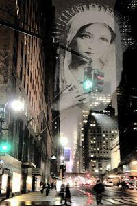 Prayer At 42nd Street