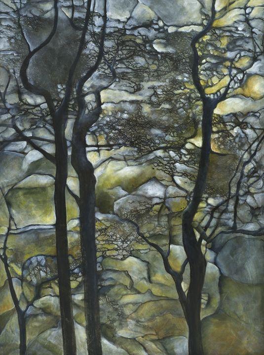 In a murky atmospher - francine stuart