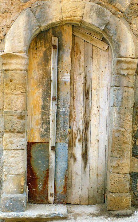 16 Door - francine stuart
