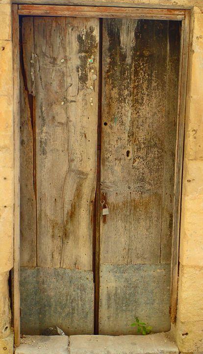 17 Door - francine stuart