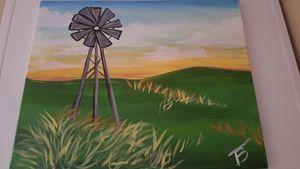 Outdoor Windmill