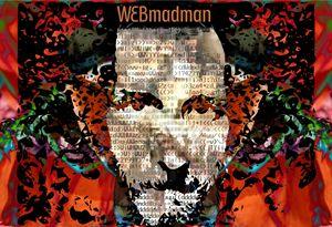 WEBmadman Digital Portrait 01