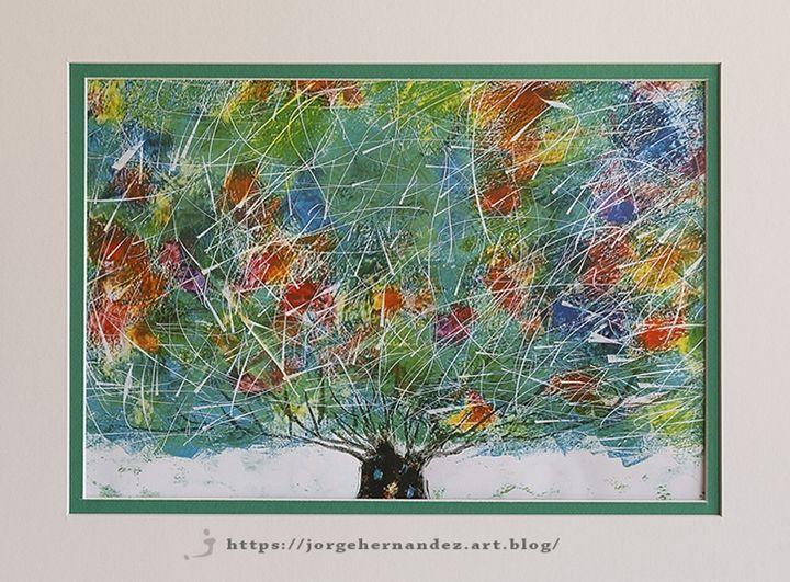El Arbor De La Vida - Jorge Hernandez Soto