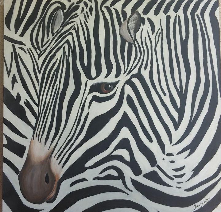 zebra - YAMILE GAEZ