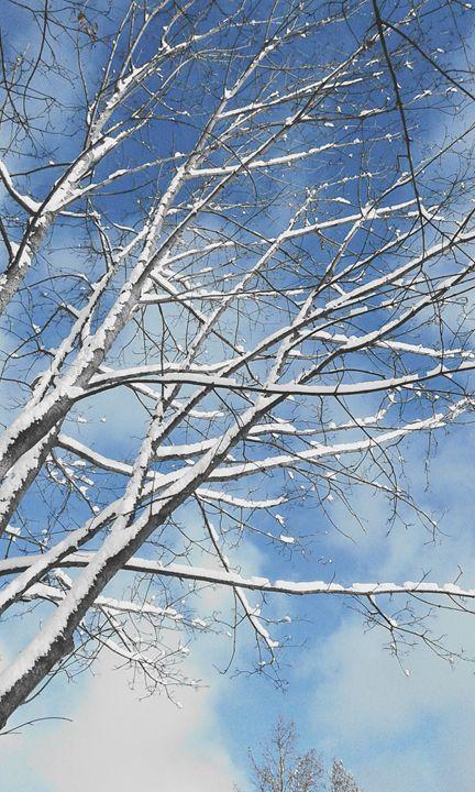 Winter time 2 - Ema's Art