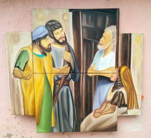 Divine visitation