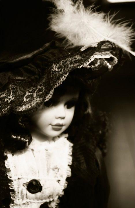 China doll - J.Telle