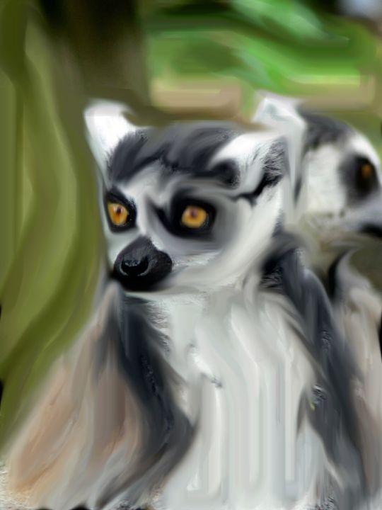 the Lemur - The Sweet Silence