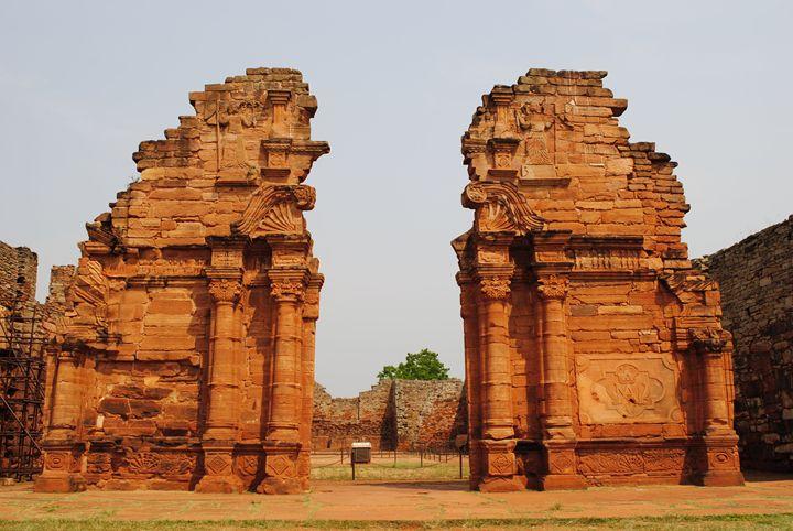 Ruins of San Ignacio, Argentina - Norberto Lauria