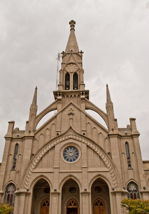 Cathedral - Norberto Lauria