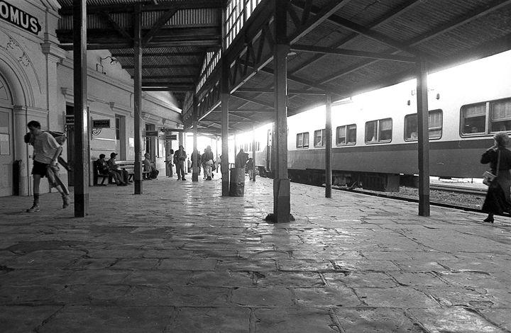Train Station - Norberto Lauria