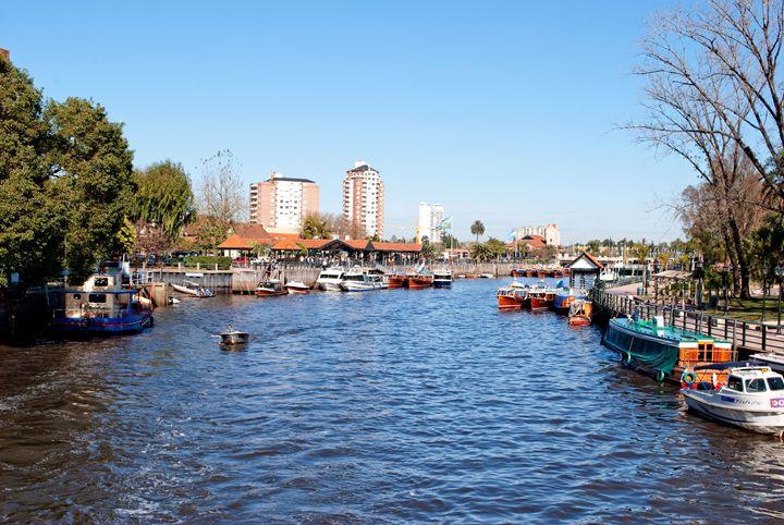 Delta del Parana, Buenos Aires - Norberto Lauria