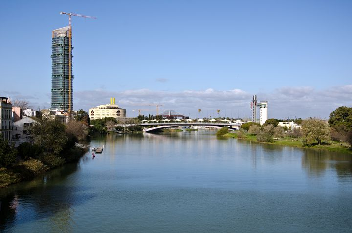 Guadalquivir River in Seville - Norberto Lauria