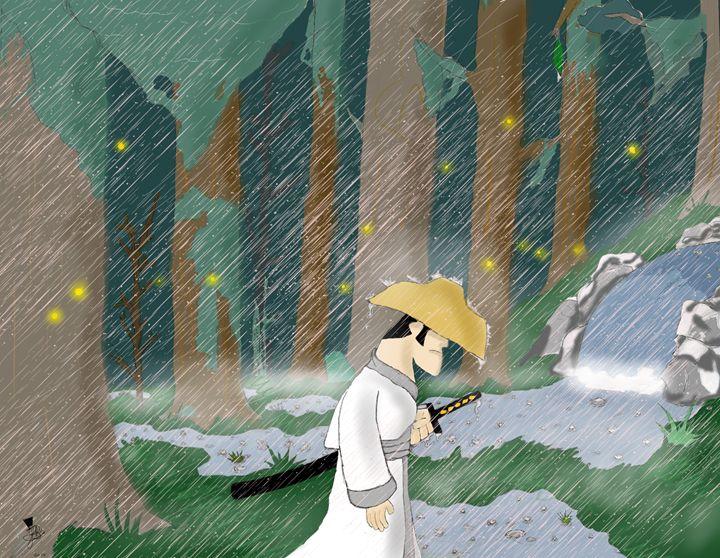 Jack In The Rain - JustinB's Gallery