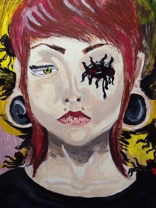 Tainted - Alyssa Mansfield