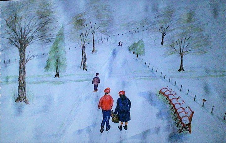 a walk in the park - keith elwyn