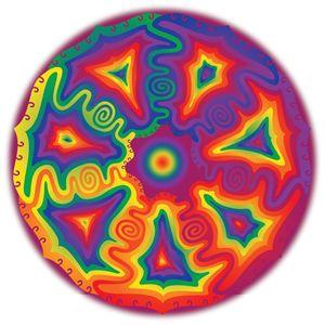 Spectral Wave of 7 - fraktolon