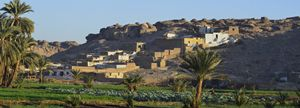 Village in Aswan
