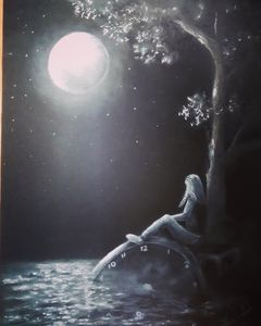 """""""Talking to the Moon"""""""