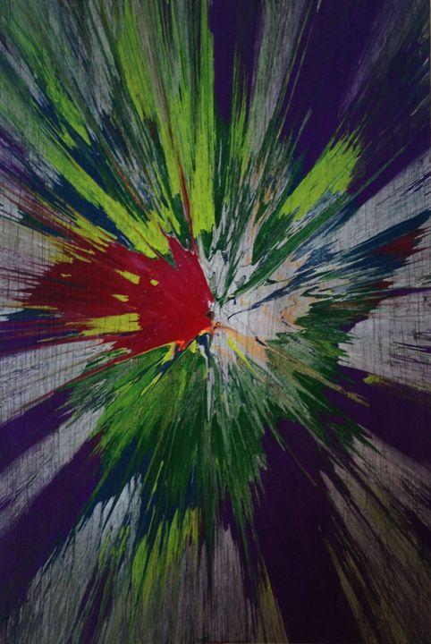 Spincityart3 - Michigan spin art