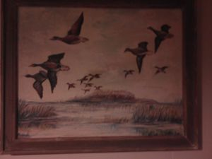 Flying Ducks By:Anderson
