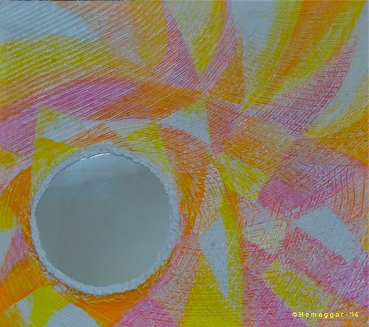 Sun Energy - Hemu Aggarwal's Gallery