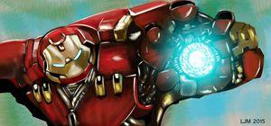 Unofficial Hulkbuster Digital Art