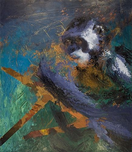 Primitive - Peter Flood