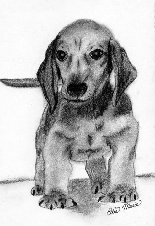 Littlefoot - EdieMarie's Art