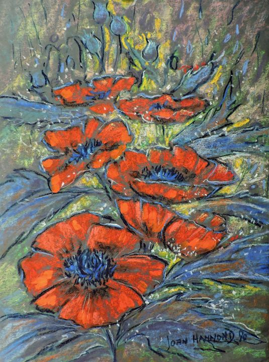Poppies rediscovered - Joan Hammond