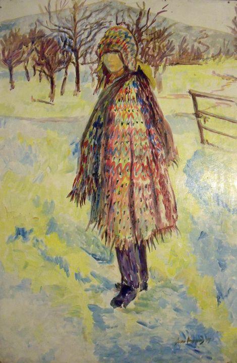 A Walk in the Snow - Joan Hammond