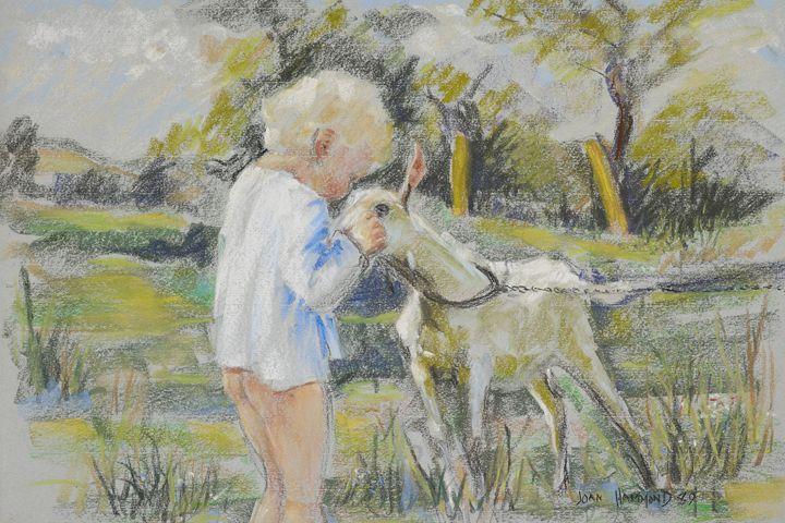 Joe and Goat - Joan Hammond