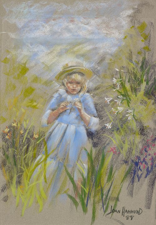 Summer Garden - Joan Hammond